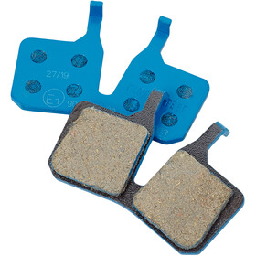 Magura 9.C Comfort Remblokken MT Schijfrem 4-Zuigers, blauw/zwart